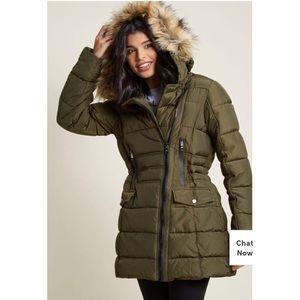 fe5bd253242 Steve Madden Jackets   Coats - Plus size Steve Madden puffer coat